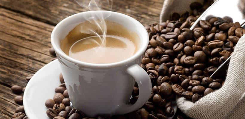 Свежеобжаренный кофе в зернах купить в москве в магазине